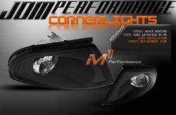 Headlights & Tail Lights - Corner Lights - Custom - Euro Black Corner Lights