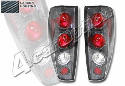 Headlights & Tail Lights - Tail Lights - 4 Car Option - Chevrolet Colorado 4 Car Option Altezza Taillights - Carbon Fiber Style - LT-CCODO04F-YD