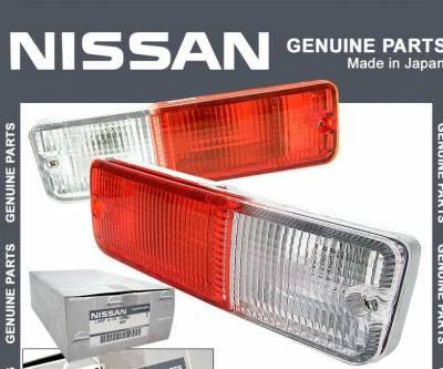 Headlights & Tail Lights - Corner Lights - Custom - JDM Signal Bumper Lights