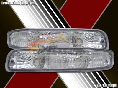 Headlights & Tail Lights - Corner Lights - Custom - Euro Clear Lense  Corner Lights
