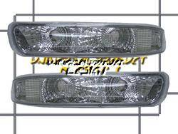 Headlights & Tail Lights - Corner Lights - Custom - Euro Bumper Lights