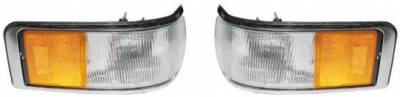 Headlights & Tail Lights - Corner Lights - Custom - Replacement Corner Lights