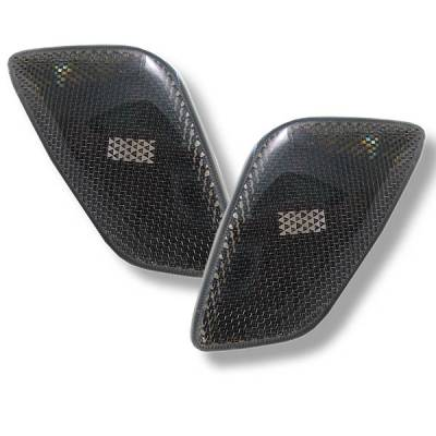 Headlights & Tail Lights - Corner Lights - Custom - Smoke Side Marker Lights