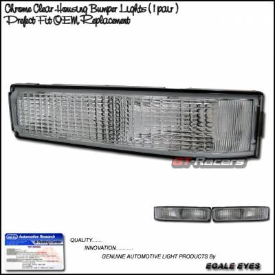 Headlights & Tail Lights - Corner Lights - Custom - Bumper Clear Lights