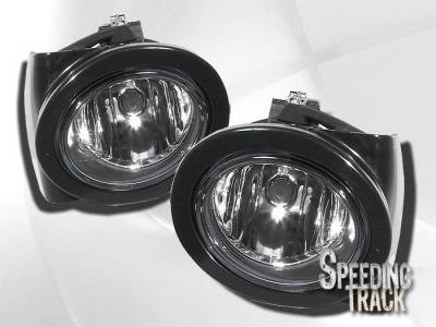 Headlights & Tail Lights - Fog Lights - Custom - Black Diamond Fog Lights