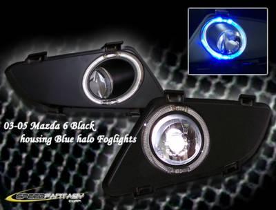 Headlights & Tail Lights - Fog Lights - Custom - Angel Eyes Fog Lights