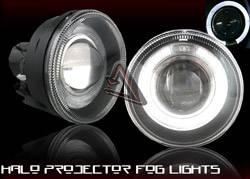 Headlights & Tail Lights - Fog Lights - Custom - Halo Pro Fog Lights