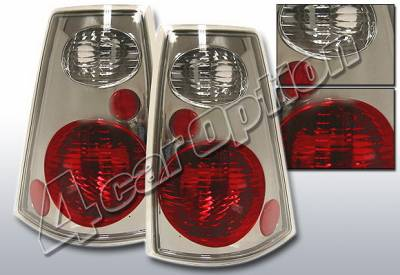 Headlights & Tail Lights - Tail Lights - 4 Car Option - Ford Explorer 4 Car Option Altezza Taillights - Gunmetal - LT-FER02TG-KS