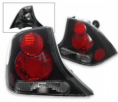 Headlights & Tail Lights - Led Tail Lights - 4CarOption - Ford F150 4CarOption Altezza Taillights - LT-FF004JB-KS