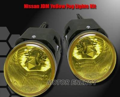 Headlights & Tail Lights - Fog Lights - Custom - JDM Yellow Fog Lights