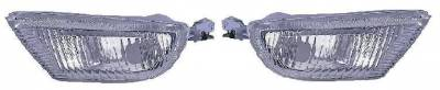 Headlights & Tail Lights - Fog Lights - Custom - Crystal Clear Fog Lights