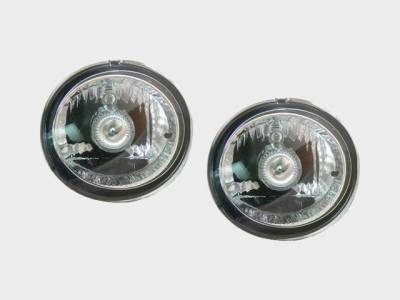 Headlights & Tail Lights - Fog Lights - Custom - Infiniti Fog Lights