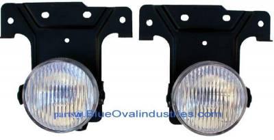 Headlights & Tail Lights - Fog Lights - Custom - Cobra Fog Lights