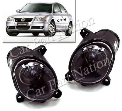 Headlights & Tail Lights - Fog Lights - Custom - Passat Projector Fog Lights