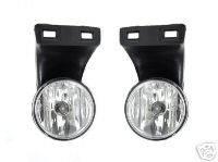 Headlights & Tail Lights - Fog Lights - Custom - Crystal Clear Fog Lights