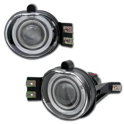 Headlights & Tail Lights - Fog Lights - Custom - Halo Fog Lights