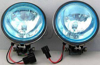 Headlights & Tail Lights - Fog Lights - Custom - Euro Clear Fog Lights