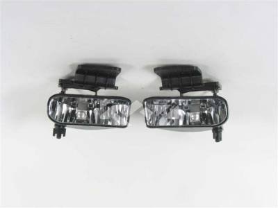 Headlights & Tail Lights - Fog Lights - Custom - Altezza Clear Fog Lights
