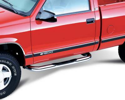 Suv Truck Accessories - Running Boards - Westin - GMC C1500 Pickup Westin Signature Series Step Bars - 25-0500
