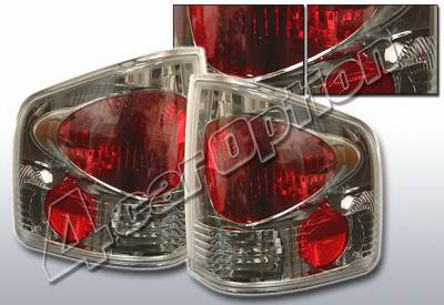 Headlights & Tail Lights - LED Tail Lights - 4CarOption - Chevrolet S10 4CarOption Altezza Taillights - LT-GS94G-KS