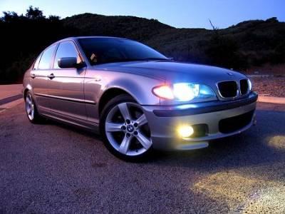 Headlights & Tail Lights - Headlights - Custom - HID headlight Bulbs Upgrade and Fog Lights