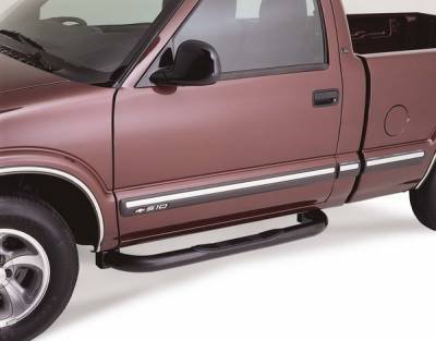 SUV Truck Accessories - Running Boards - Westin - Isuzu Hombre Westin Signature Series Step Bars - 25-0675