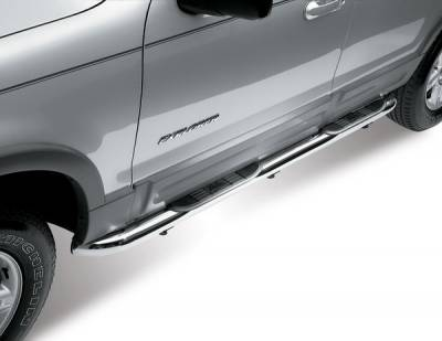 Suv Truck Accessories - Running Boards - Westin - Mercury Mountaineer Westin Signature Series Step Bars - 25-0760