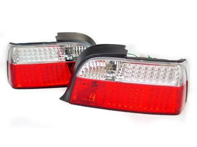 Headlights & Tail Lights - Led Tail Lights - Custom - Full LED Type Tail Lights