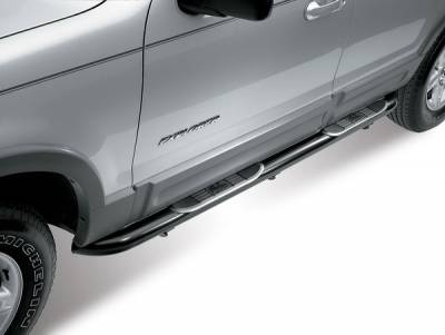 Suv Truck Accessories - Running Boards - Westin - Mercury Mountaineer Westin Signature Series Step Bars - 25-0765