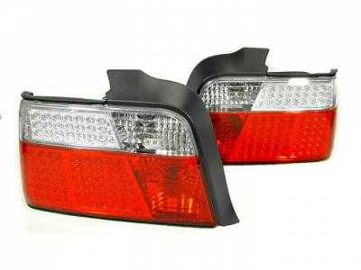 Headlights & Tail Lights - Led Tail Lights - Custom - E46 Style Tail Lights