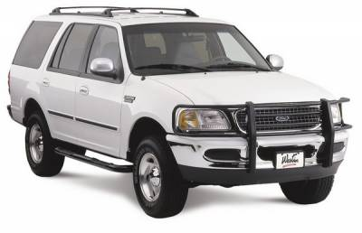 SUV Truck Accessories - Running Boards - Westin - Lincoln Navigator Westin Signature Series Step Bars - 25-0925