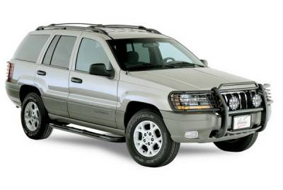 Suv Truck Accessories - Running Boards - Westin - Jeep Grand Cherokee Westin Signature Series Step Bars - 25-1475