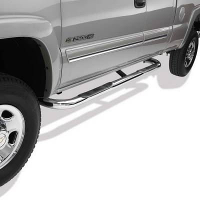 SUV Truck Accessories - Running Boards - Westin - Mitsubishi Montero Westin Signature Series Step Bars - 25-1535
