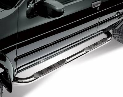 Suv Truck Accessories - Running Boards - Westin - Nissan Pathfinder Westin Signature Series Step Bars - 25-1850