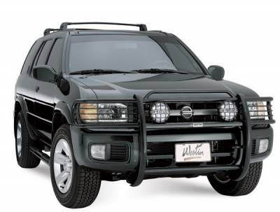 Suv Truck Accessories - Running Boards - Westin - Nissan Pathfinder Westin Signature Series Step Bars - 25-1855