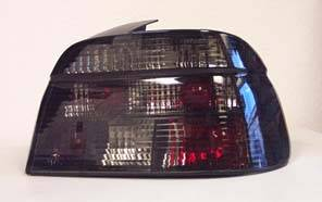 Headlights & Tail Lights - Tail Lights - Custom - Crystal Smoked Tail Lights