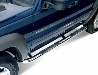 Suv Truck Accessories - Running Boards - Westin - Jeep Liberty Westin Signature Series Step Bars - 25-2150