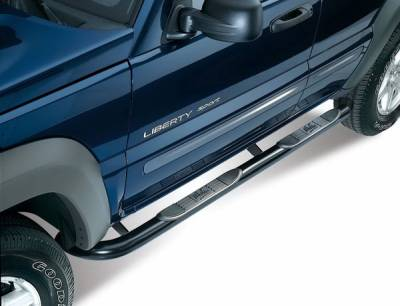 Suv Truck Accessories - Running Boards - Westin - Jeep Liberty Westin Signature Series Step Bars - 25-2155