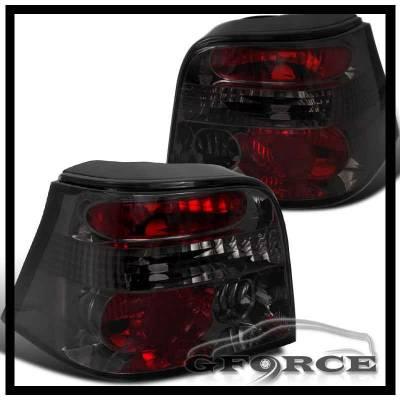 Headlights & Tail Lights - Tail Lights - Custom - Smoke Altezza Tail Lights