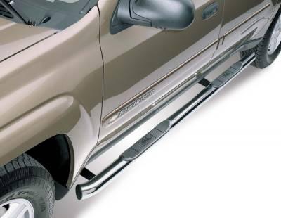 Suv Truck Accessories - Running Boards - Westin - GMC Envoy Westin Signature Series Step Bars - 25-2240