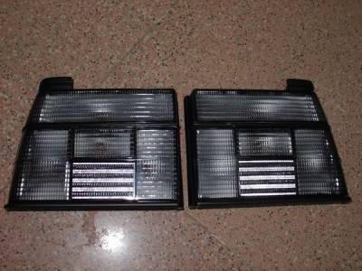 Headlights & Tail Lights - Tail Lights - Custom - VW Jetta Smoked Tail lights