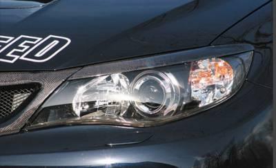 WRX - Body Kit Accessories - Chargespeed - Subaru WRX Chargespeed Eye Line