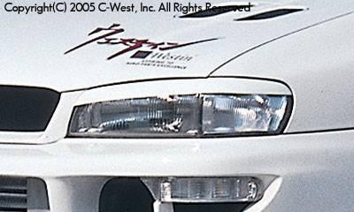 Headlights & Tail Lights - Headlights - C-West - Kouki Eye Line