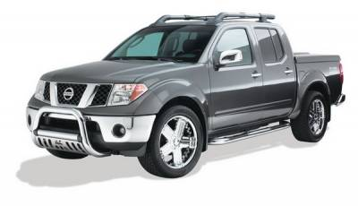 Suv Truck Accessories - Running Boards - Westin - Nissan Frontier Westin Signature Series Step Bars - 25-2750