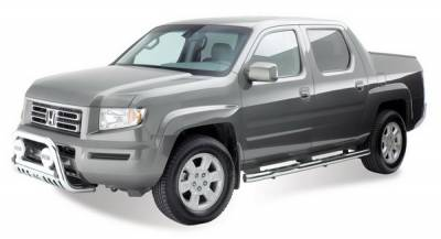 Suv Truck Accessories - Running Boards - Westin - Honda Ridgeline Westin Signature Series Step Bars - 25-2880