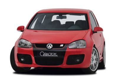 Golf GTi - Front Bumper - Caractere - Front Bumper/Grill w/factory fog lights, w/o head light washers, w/o VW logo
