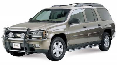 Suv Truck Accessories - Running Boards - Westin - GMC Envoy Westin Platinum Series Step Bars - 26-2240