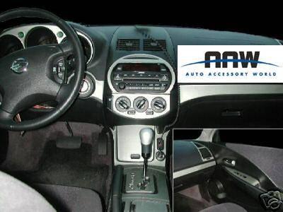 Car Interior - Interior Trim Kits - Custom - Dash Trim Kit LQQK