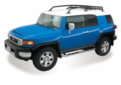 Suv Truck Accessories - Running Boards - Westin - Toyota FJ Cruiser Westin Platinum Series Step Bars - 26-3120