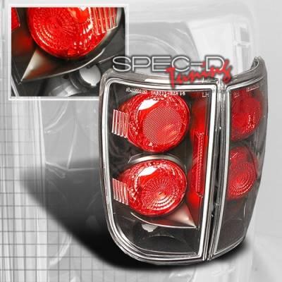Headlights & Tail Lights - Tail Lights - Custom Disco - Chevrolet Blazer Custom Disco Altezza Taillights - LT-BLZ95JM-YD